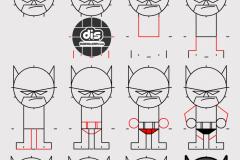 DIScard-DC-batman-back