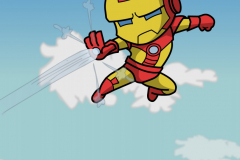 DIScard-Marvel-IronMan-front